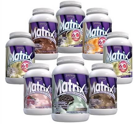 добавка матрикс