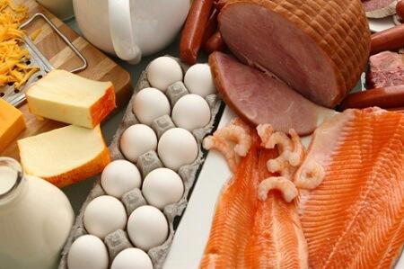 замена протеина
