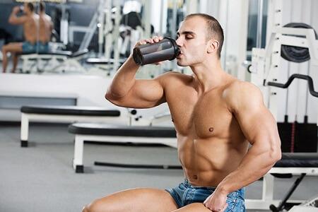 протеин после занятий