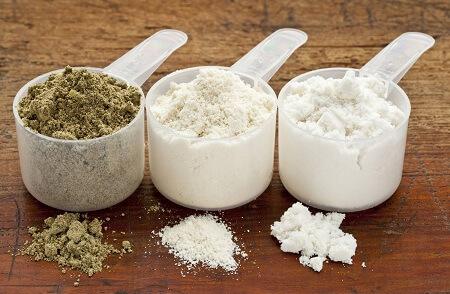 альтернатива протеина