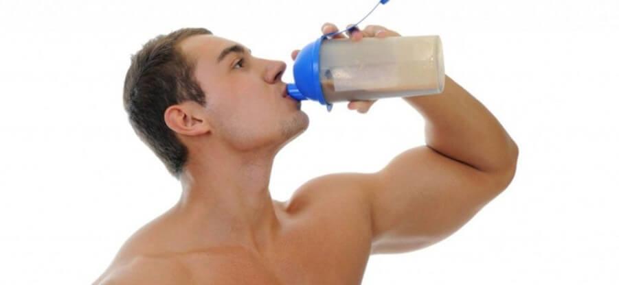 Правильное употребление протеиновых добавок после занятий