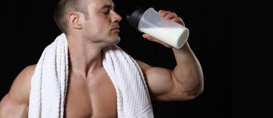 Как правильно использовать протеиновые коктейли спортсменам