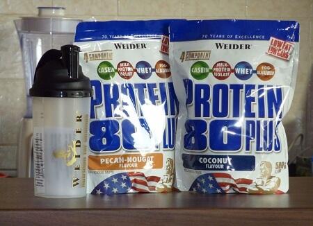 протеиновая добавка 80 плюс
