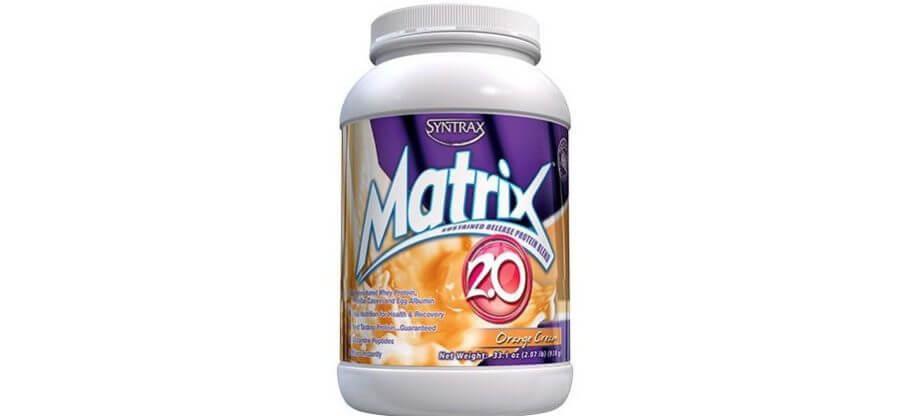 Из чего состоит и как пить протеиновый комплекс Матрикс 2.0