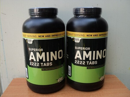 аминокислоты оптимум нутришн