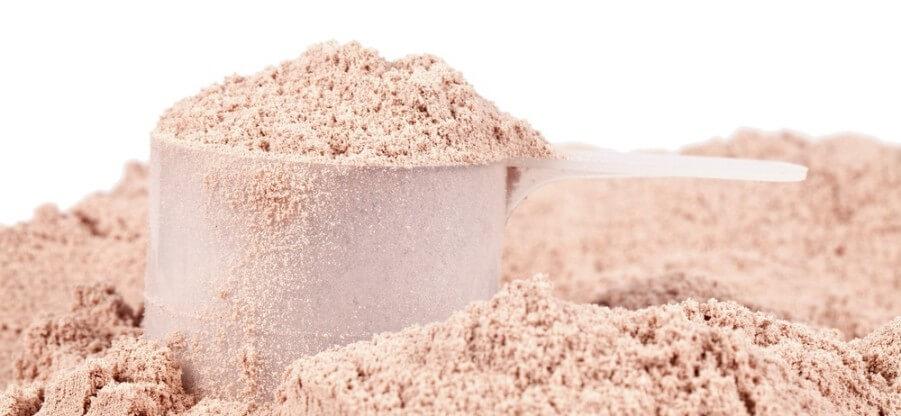 Содержание белка в одной порции протеина