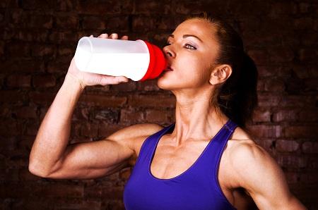 протеин после тренировки