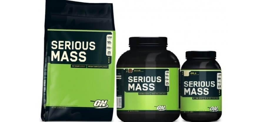 Serious Mass: состав, схема и правила употребления