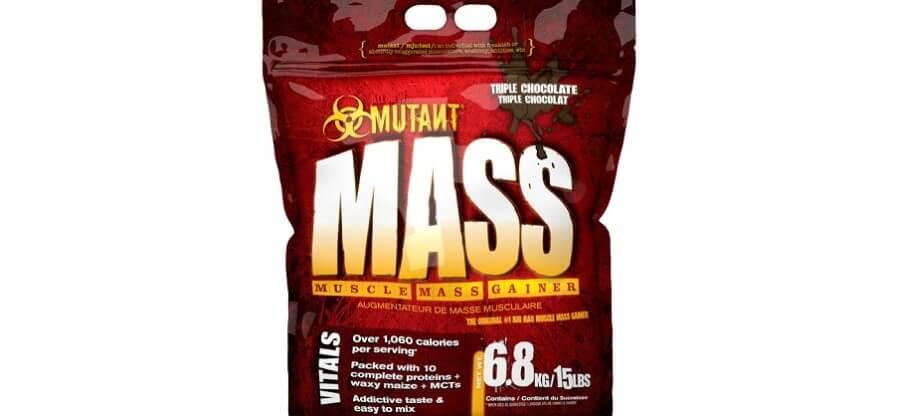 Гейнер Mutant Mass: состав, преимущества и схема приема