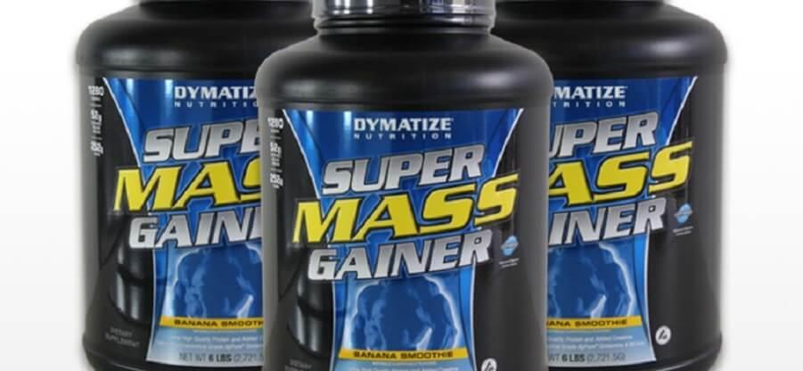 Super Mass от Dymatize: состав, схема приема