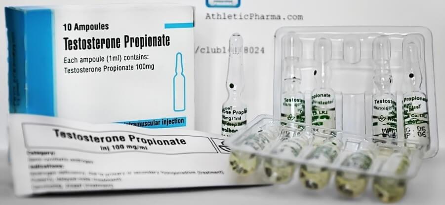 Все нюансы использования тестостерона пропионата, возможные побочные эффекты