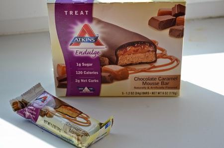 шоколадки аткинс