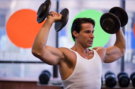 бца для мышц