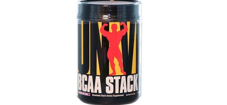 BCAA Stack от Юниверсал: отличия, преимущества, схема приема