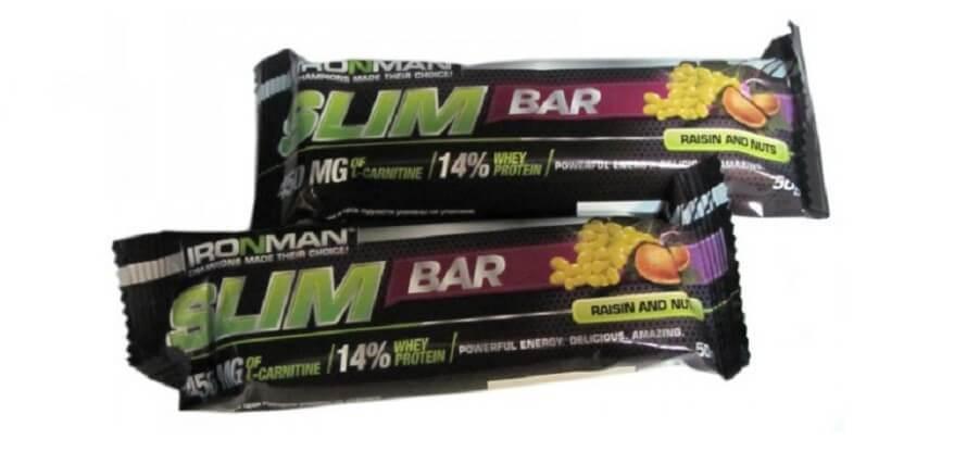 Чем выделяются спортивные батончики от Ironman