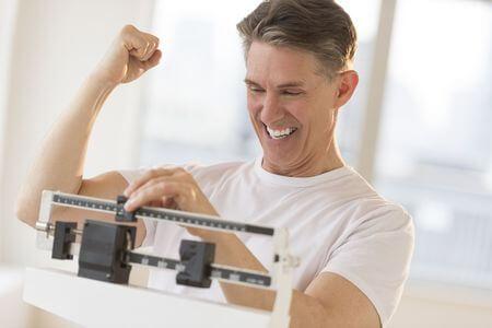 похудеть мужчине