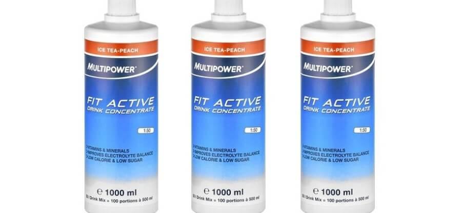 Для чего нужен и как принимать концентрат Multipower Fit Active