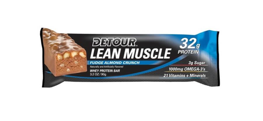 Какие бывают виды и как принимать Detour Lean Muscle