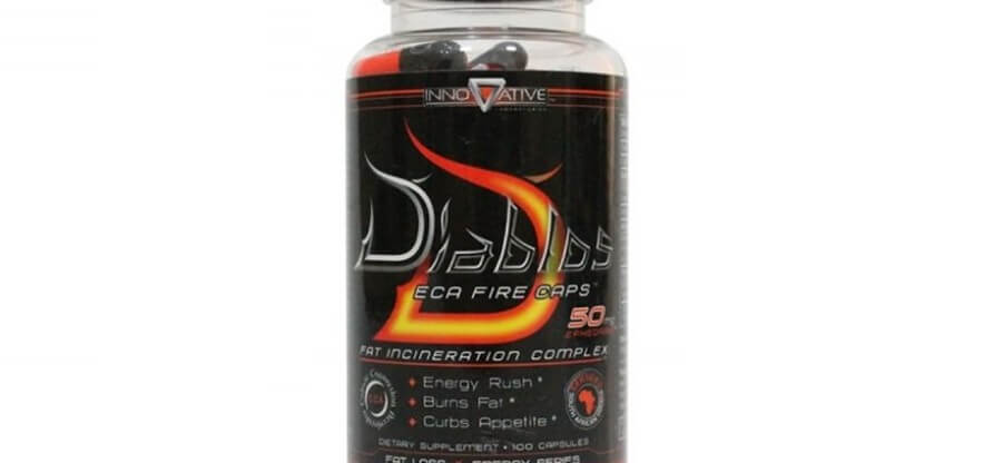 Как правильно принимать препарат Diablos Eca Fire Caps