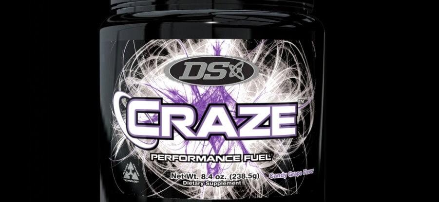 Препарат Driven Sports Craze: обзор, состав и применение