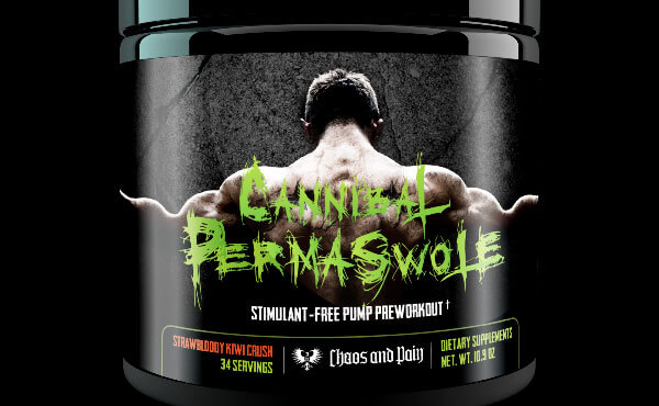 cannibal perma swole