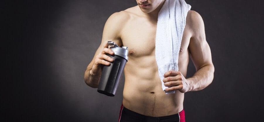 Будет ли результат, если принимать углеводно-белковые смеси не тренируясь