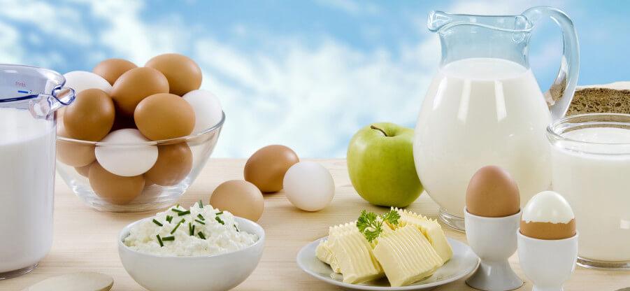 Содержание незаменимых аминокислот в обычной пище