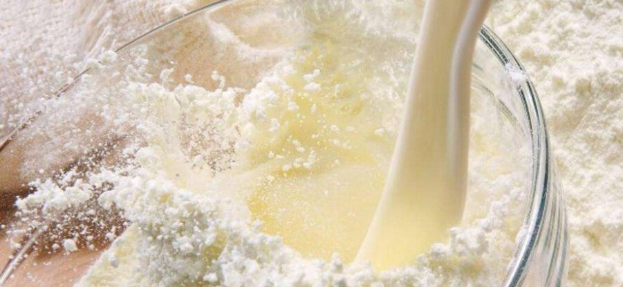 Реально ли заменить прием белковых добавок сухим молоком