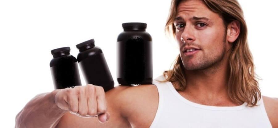 Можно ли принимать углеводно-белковые добавки во время тренинга