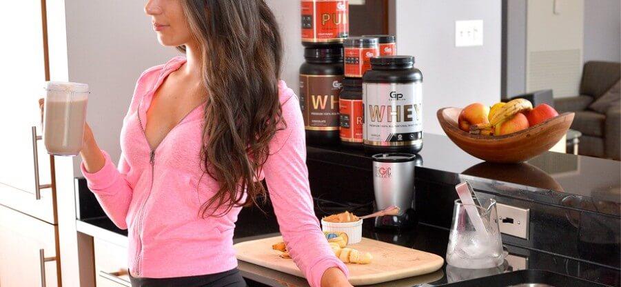 Можно ли набирать массу, не используя протеиновые добавки?