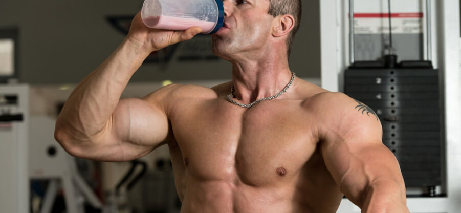 Можно ли увеличить мышечную массу при помощи углеводно-белковых смесей