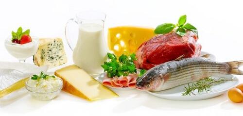высокое содержание белка