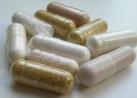 аминокислоты в капсулах