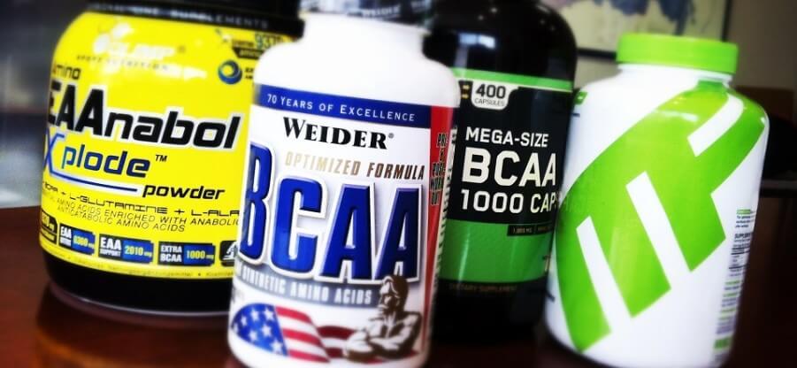 BCAA как принимать при силовых и кардио нагрузках