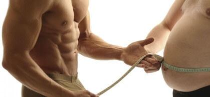 Передача о похудении на тестестерон