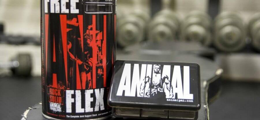 Грамотная схема приема препарата Animal Flex от Universal Nutrition
