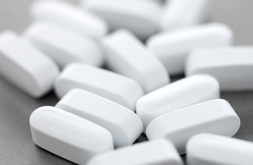 глютамин в таблетках