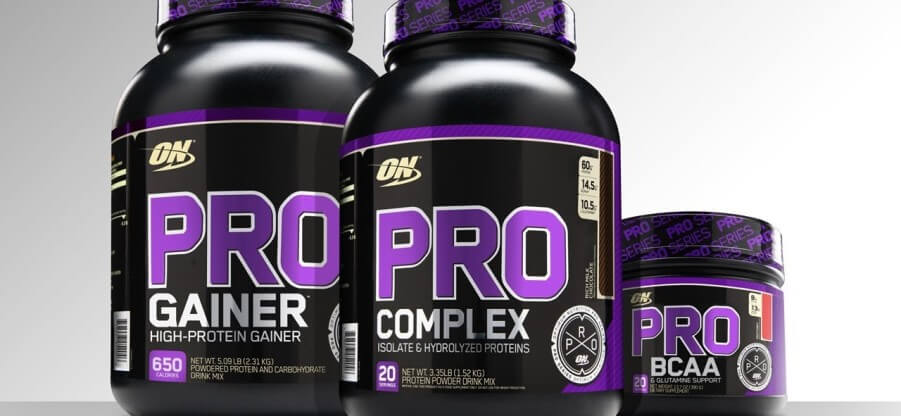 Состав и грамотная схема приема Gainer Pro Complex от компании Optimum Nutrition