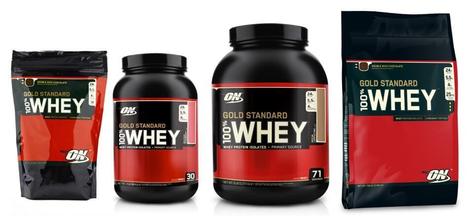 Протеин Gold Standard 100 Whey особенности состав добавки и способы приема