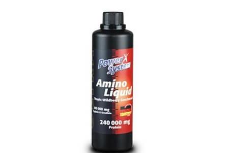 бутылка аминокислот