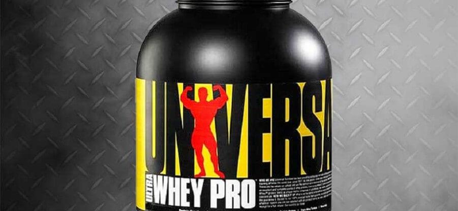 Характеристики, состав и схема приема протеиновой добавки Ultra Whey Pro