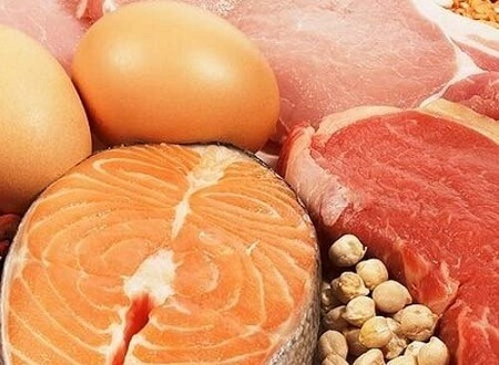 содержание белка