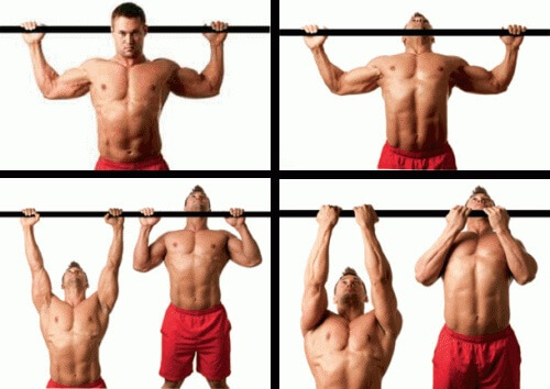 exercise variations
