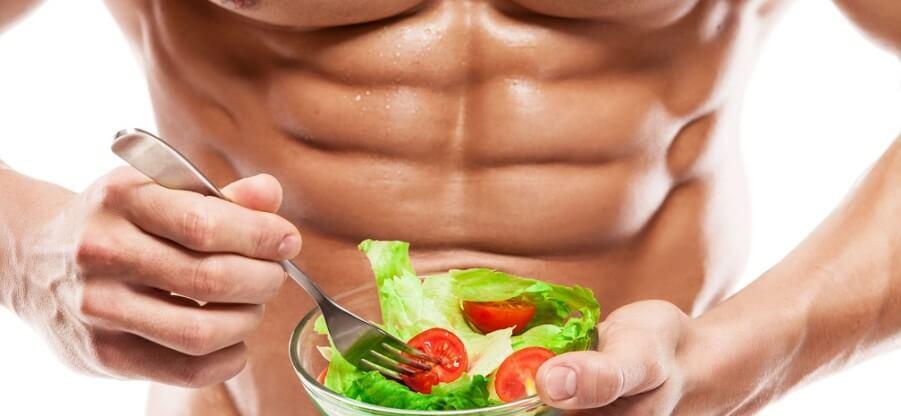 правильно питаться убрать жир