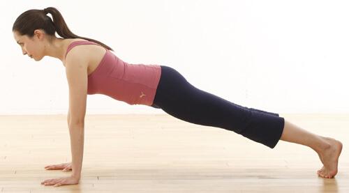 техника упражнения