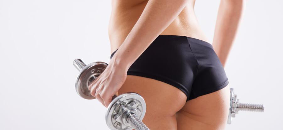 Как увеличить ягодичные мышцы при помощи силовых тренировок
