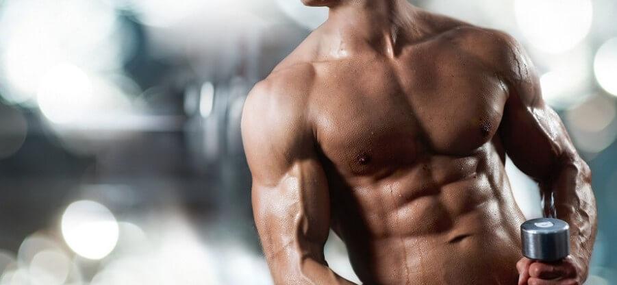 Как можно придать мышцам максимальный рельеф