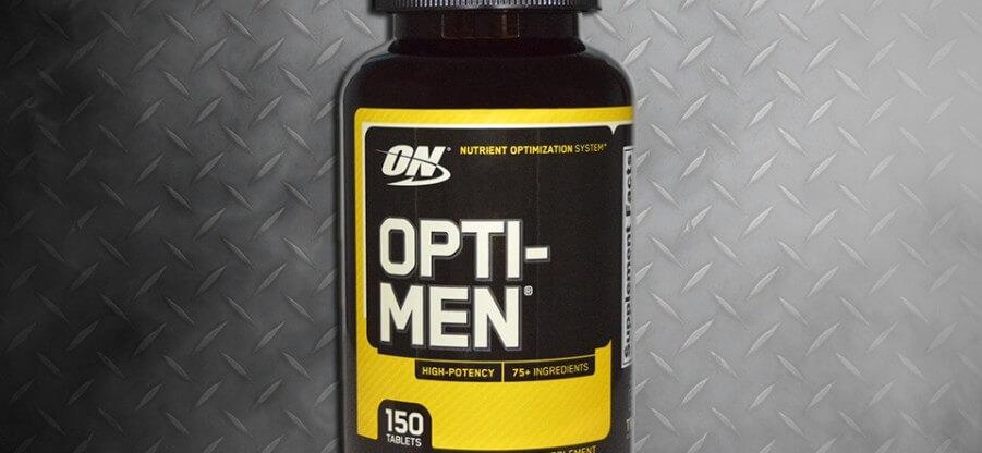 Витаминный комплекс Опти мен: преимущества, польза, состав и схема приема