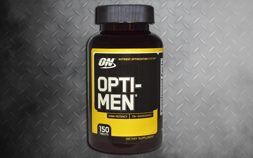 Витамины Опти-Мен: инструкция по применению, состав