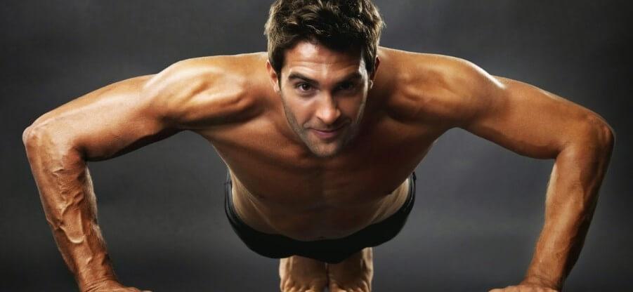 Какие группы мышц можно прокачать отжиманиями?